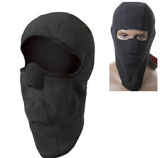 Thermal Motorcycle Fleece Balaclava Neck Winter Ski Full Face Mask Cap Cover