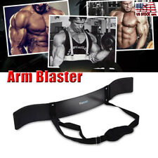 Heavy Duty Arm Blaster Isolator Body Building Bomber Bicep Curl Triceps US