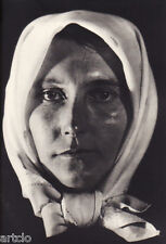 "Grete Popper - Prague - portrait de femme - Photogravure in  "" AMG 1937 """