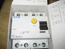 1 Stück Eaton Fehlerstromschutzschalter PXF-40/4/003-A 236776 NEU+OVP