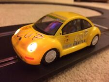 Scalextric Digital Vw Beetle Cup *Fully Serviced with Digital Conversion*