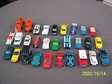Mixed Lot of Hot Wheels Matchbox and Other Cars Trucks Etc. Fun For All