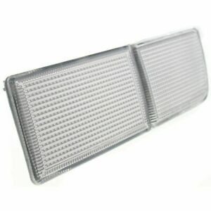 Tow Eye Cover For 1993-1999 Volkswagen Jetta Reflector Right