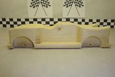 "Pinewood Derby Pre-cut, #135, ""The Batmobile"" Cool Fins & Fenders!"
