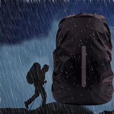 Hiking Backpack Rain Cover Rucksack Covers Rainproof With Reflective Strip