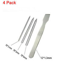 4pcs/Set Paracord Survival Bracelet FID Lacing Stitching Needles Smoothing Tool