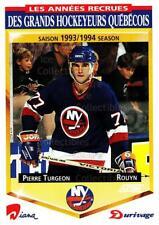1993-94 Durivage Score #30 Pierre Turgeon