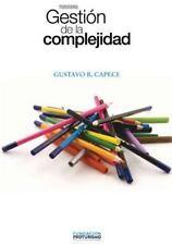 Turismo : Gestion de la Complejidad: Principios para la Gestion, Diseno...