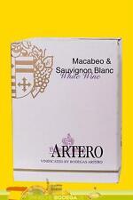 Artero Macabeo & Sauvignon Blanc - 5 Liter in bag-in-box Weisswein(GP 4,00€ / L)