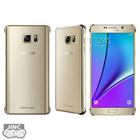 Original Genuine Samsung SM-N920TZKATMB Galaxy Note5/Note 5 Clear Cover Case