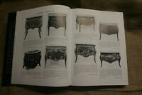 Sammlerbuch 1600 Stilmöbel Europas, 18. & 19. Jh., Sitzmöbel, Tische, Schränke