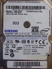 160gb Samsung hm160hi | 2008.09 | PCB: mango rev.03 #303
