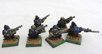 Warhammer Dwarf Thunderers army lot painted AOS Dispossessed kings war metal