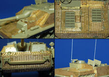 EDUARD 35483 1/35 PHOTO-ETCHED ZIMMERIT SET for TAMIYA Sd.Kfz.163 STUG IV #35087