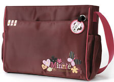 New Hauck Disney Minnie Flower mouse  Baby Changing change bag+Mat