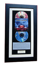 IRON MAIDEN Rock In Rio CLASSIC CD Album TOP QUALITY FRAMED+EXPRESS GLOBAL SHIP
