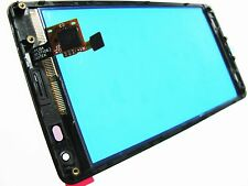 Touch Screen Digitizer Display Glass Lens+Bezel Boost Mobile LG Optimus F7 LG870