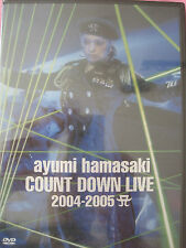 Ayumi Hamasaki Countdown Live 2004-2005 Import DVD