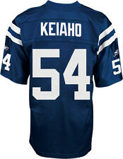 Freddie Keiaho Indianapolis Colts Replica Jersey NWT Reebok medium new Indy AFC