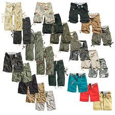 Surplus™ Raw Vintage Division Shorts Bermudas Cargo Chinos Pantalón Corto