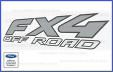 2004 Ford F150 FX4 Off Road Decals Truck Stickers FG offroad 4x4 bed gray grey