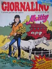 Giornalino 13 1986 A-HA - Gli Eroi della Bibbia - Pinky - Piccole Donne  [C20]