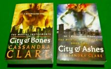 The Mortal Instruments : City of Bones & City Of Ashes by Cassandra Clare