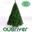 1.8M 6FT Green Xmas Christmas Tree 700 PVC Tips Metal Construction Decoration