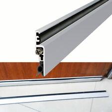 Automatic Drop Down Door Bottom Seals Aluminum Weatherstrip Draught Protection