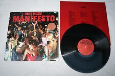 Roxy Music - Manifesto - Vinyl LP - POLH 001