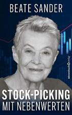 Stock-Picking mit Nebenwerten   Beate Sander   Taschenbuch   Deutsch   2021