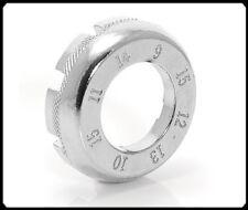 XLC Speichennippel-Schlüssel TO-S42 Tellerform, für alle herkömliche Speichen