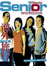 NEW Obento Senior: Workbook and Audio CD by Ken Hutchinson
