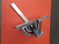 """Bandsaw table saw mitre fence two angle A502 0.75"""" channel U34BN8D"""