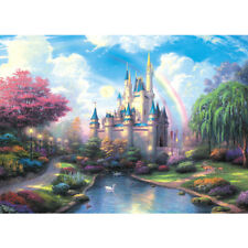 Dream Castle Jigsaw Puzzle 1000 piece Puzzles For Adults Kids Education Toy