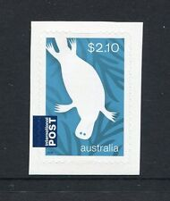 2016 Australian Animals! Monotremes - $2.10 International  Booklet Stamp