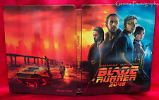 Blade Runner 2049 FAC 3D + Blu-Ray(World Excl. Artwork) Steelbook  Sold Out*