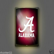 Alabama Crimsen Tide NCAA Licensed MotiGlow™ Light Up Sign - Free USA shipping!