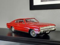 1:18 Die Cast Road Signature 1966 Dodge Charger--red