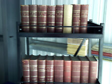 PROCEEDINGS OF THE GRAND CHAPTER OF MICHIGAN, 17 VOLUMES, MASONIC, RARE