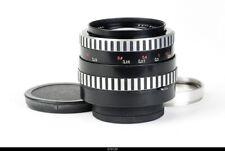 Lens  Zeiss   Flektogon 2,8/35mm Zebra  Macro  No.9423261 FOR Pentax M42