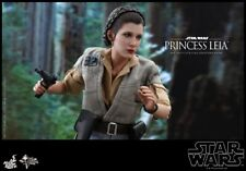 Hot Toys 1/6th Star Wars Return of the Jedi Princess Leia Organa Figure MMS549