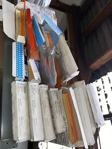 JOB LOT of Approximately 100 NEW UNUSED CAR FILTERS Air And Pollen