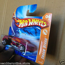 MATTEL HOT WHEELS TRACK STARS automodèle 1/64 die cast metal model BACKDRAFT