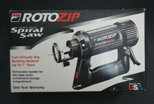 ++ RotoZip SCS01 Spiral Saw - OPEN BOX BUY! ++