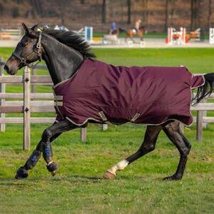 %% Horseware Turnoutdecke Amigo Hero 600D Ripstop 100g Feige/Tan %%