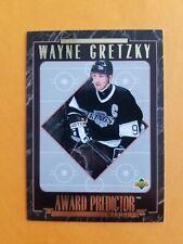 1995-96 Upper Deck Award Predictor #HR7 Wayne Gretzky