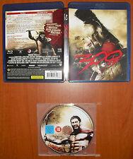300 [Blu-Ray & Region Free] Zack Snyder,Gerard Butler,Lena Headey,David Wenham