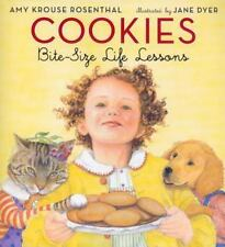 Cookies: Bite-Size Life Lessons, Amy Krouse Rosenthal, Good Book