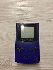 Nintendo Game Boy Color - Lila Gebraucht